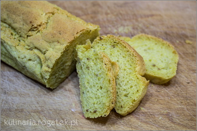 Żółty chleb